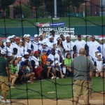 Great Time at Hometown Celebrity Softball Challenge