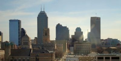 Indianapolis-skyline-south