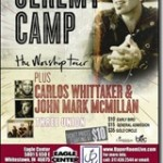 Jeremy Camp in Concert Saturday