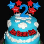 Happy 2nd Birthday Bean Cup!