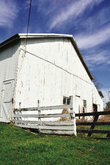 Cartlidge Barn Exterior