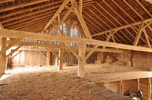 Cartlidge Barn - Interior