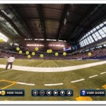 Were You There? Indianapolis Colts Fan Cam 360 Degree Taggable Image