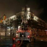 Early Morning Fire Ravages Cosmopolitan Complex