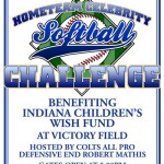 Hometeam Celebrity Softball Challenge