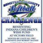 Hometeam Celebrity Softball Challenge