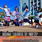 Color In Motion 5k - Indianapolis