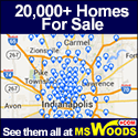 Homes for sale by msWoods Real Estate