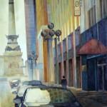 Local Watercolor Artist – Ryan Petrow